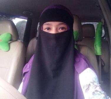 aku dan hijabku