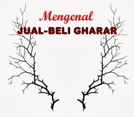 hukum jual beli gharar dalam islam