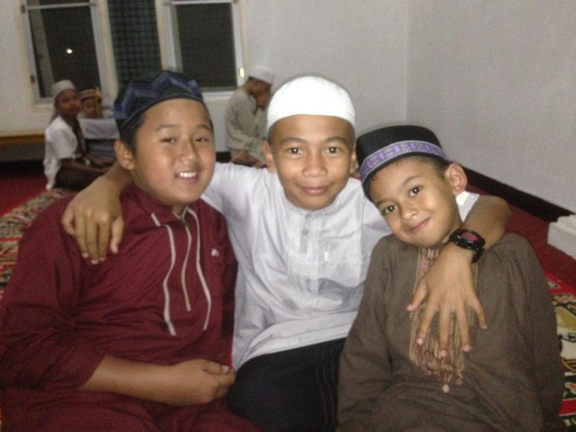 Santri Harus Tetap Berolahraga Disela-sela Kesibukan Menghafal Al-Quran7